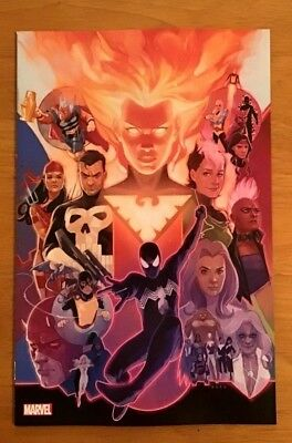 Thor 9 2019 Cover B Variant Phil Noto 80th Marvel Anniversary Cover Marvel NM