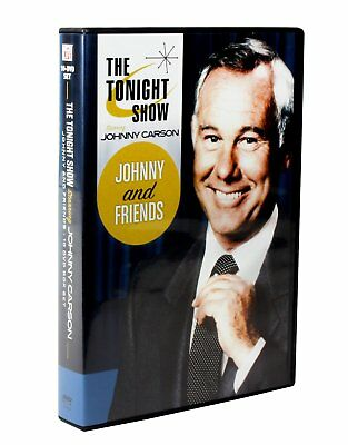 Tonight Show Starring Johnny Carson: Johnny [DVD]