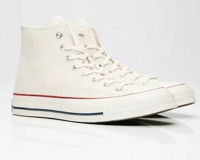 Converse Chuck Taylor All Star 70 1970s Hi Natural Parchment White Shoes UK  11 2d1802ffc