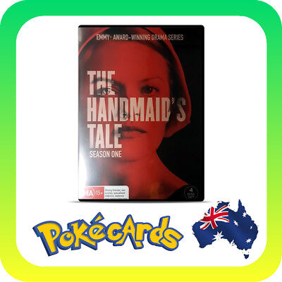 The Handmaids Tale : Season 1 (DVD, 2018, 3-Disc Set)