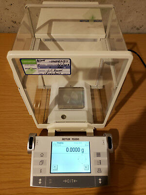 Mettler Toledo AX304 Analytical Balance - Calibrated & Working