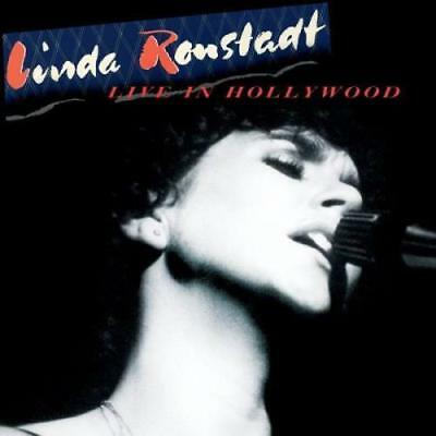 Linda Ronstadt ~ Live In Hollywood ~ Vinyl Lp ~New