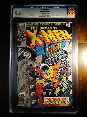 X-Men #122 (June 1979, Marvel) CGC 9.6 NM+ OW pages 1st Jason Wyngarde