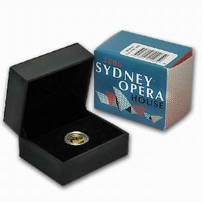 2006 SYDNEY OPERA HOUSE GOLD $5 PROOF COIN PERTH MINT ISSUE Gold Content 1/25 oz