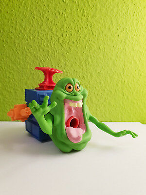 "Green Ghost ""Slimer"" Gooper Ghost - The Real Ghostbusters - Kenner 1986"