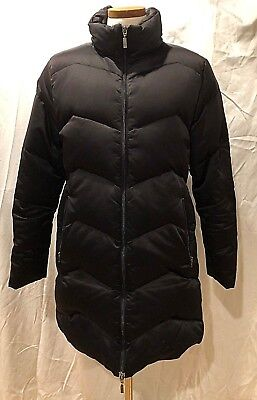 MONCLER NORME AFNOR Womens Down Coat Jacket Quilted Puffer