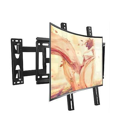 Full Motion Swivel Curved Tv Stand Wall Mount Bracket For Samsung