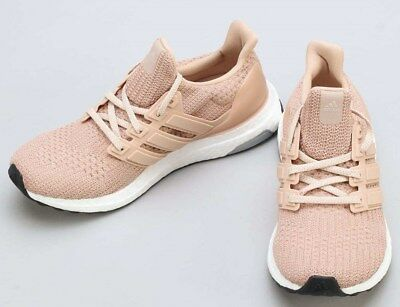 28236f360 ADIDAS ULTRA BOOST 4.0 Women s Running Shoes Ash Pearl BB6309 Size ...