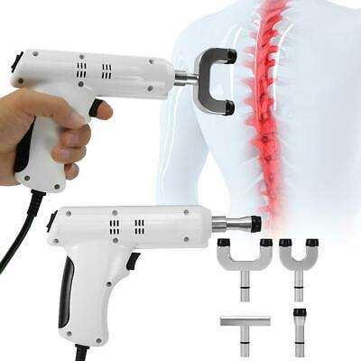 Chiropractic Adjusting Tools Correction Gun Spine Therapy Impulse Massager 300N