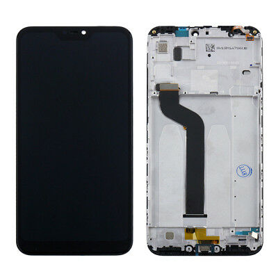 For Xiaomi Mi A2 Lite Redmi 6 Pro LCD Display Touch Screen Replacement +Frame #Y