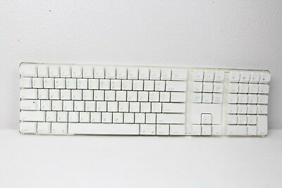 1851e081622 Apple Bluetooth Wireless Keyboard A1016 M9270LL/A Numeric Keypad UNTESTED