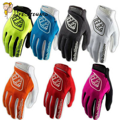 Durable MTB Cycling Bicycle Bike Motorcycle Men Sport Full Finger Gloves