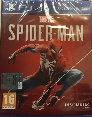 SONY PS4 - Marvel's Spider-Man