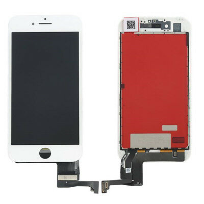 White For AA iPhone 7 Plus Lcd Accembly Digitizer Complete Screen Replacement^^