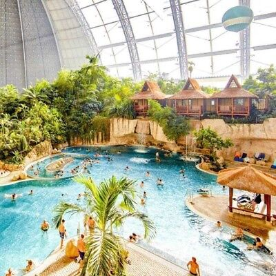 Tropical Islands 3-4 Tage 2P inkl. 4* Van der Valk Spreewald Parkhotel + Tickets