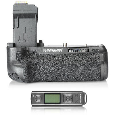Neewer NW-760D Wireless Remote Control Battery Grip for Canon EOS 750D 760D