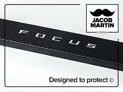 CARBON Vehicle stickers Door sill Ford Focus MK4 (2018- )