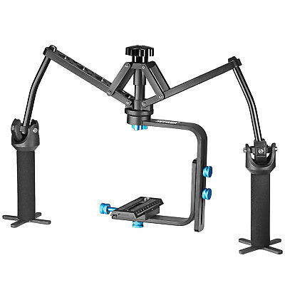 Neewer Portable Handheld Mechanical Stabilizer for Canon Nikon Sony DSLR Camera