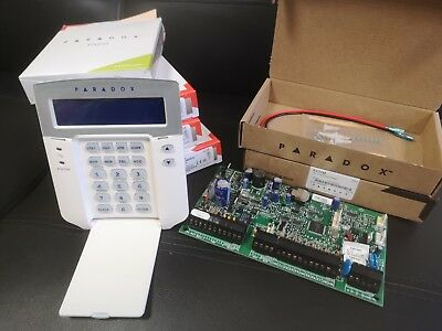 Paradox Security systems EVO192 + K641+ KIT alarm panel keypad high security