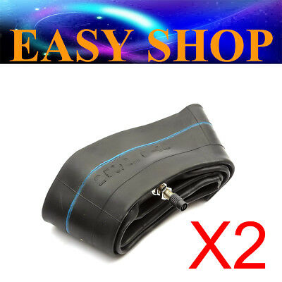 "2pcs 2.50/2.75 - 12"" Inch Front Inner Tube 90/110/125/140/150cc Orion Apollo SSR"