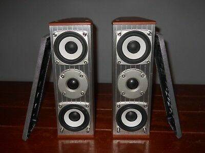 Denon SC-A500SD satellite loudspeakers surround sound one pair. lot 2
