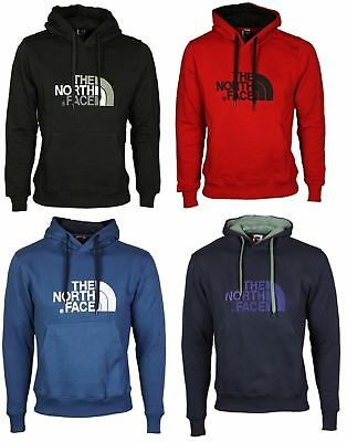 0e38a43175 The North Face Mens Peak Fleece Lined Hooded Overhead Pullover Hoodie 4  Colours