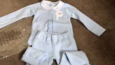 BABIDU Baby Boy 2 Piece Tracksuit Set 24 Months BRAND NEW With tags