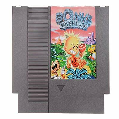 Nes Nintendo Bonks Adventure for NES Nintendo New