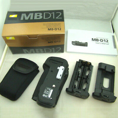 Battery Grip for NIKON MB-D12 EN-EL15 & AA FOR D800 Shipped With Tracking Number