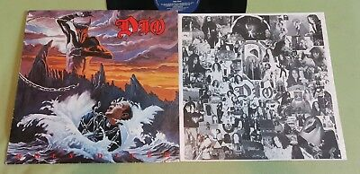 Dio Holy Diver LP Heavy, Rock, Pop, Blues