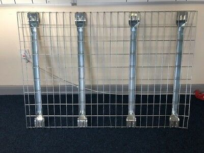 28 Wire Mesh Decks for Pallet Racking -1320 mm x 910 mm