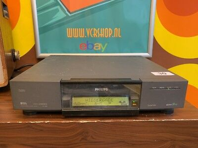 Philips VR948 S-VHS Super VHS Recorder