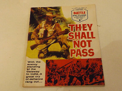 BATTLE PICTURE LIBRARY NO 151,dated 1964 !,V GOOD FOR AGE,VERY RARE,55 yrs old.