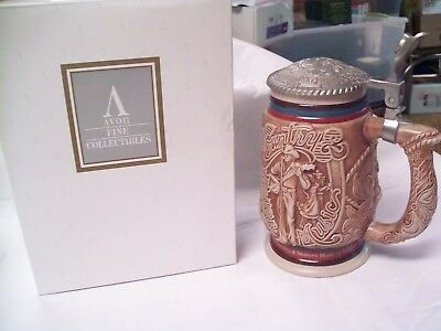Avon collectible Country and Western Music Stein