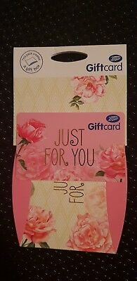 Boots Gift Card Worth £69