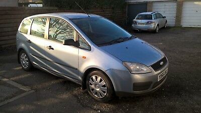 Ford Focus C-max LX  Blue 1.6 for spares or repair