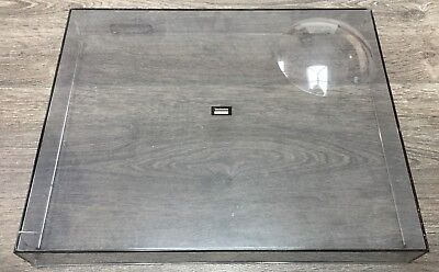 1 x Technics SL-1200/ 1210 Turntable Lid/ Dust Cover *More Available* #3