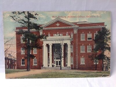 Anderson College, Anderson, SC*Request Combined Shipping BEFORE You Pay*