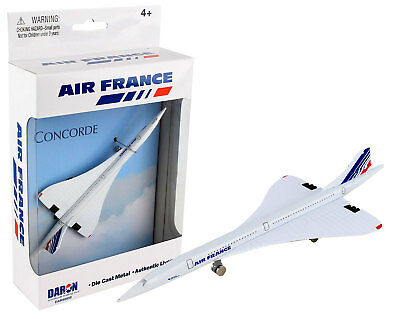 Air France Concorde Spielzeugmodell