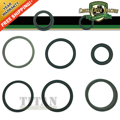 D148100 NEW Power Steering Cylinder Seal Kit CASE 480C+ See Below