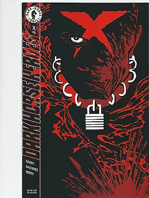 X #20 Dark Horse Comics       Excellent Condition