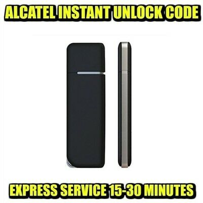 Unlocking Code For Alcatel Y280X Mobile Modem Instantly