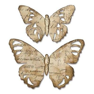 Sizzix Bigz Die by Tim Holtz - Tattered Butterfly 664166