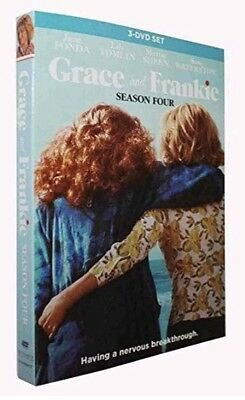 grace and frankie season 4 dvd