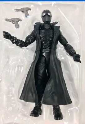 Marvel Legends 6'' SPIDER-MAN NOIR Lizard Wave NO BAF Hasbro New Loose