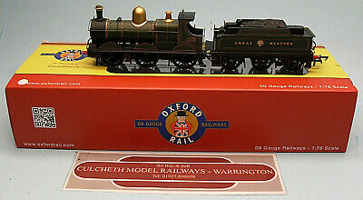 Oxford Rail 'Oo' Or76Dg001Xs Gwr Green 2309 Deans Goods Loco *Dcc Sound* Gc5-2