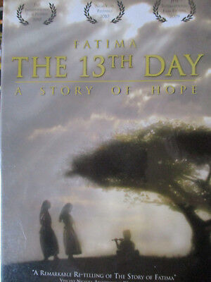Fatima - The 13th Day - A Story of hope - Religious drama - DVD NEW & SEALED
