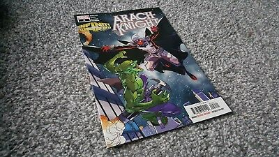 INFINITY WARS: ARACH-KNIGHT #2 of 2 (2019) MARVEL EVENT
