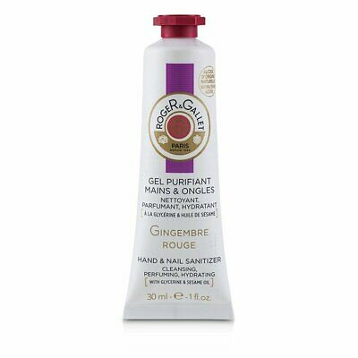 Roger & Gallet Gingembre Rouge Hand & Nail Sanitizer 30ml Womens Perfume
