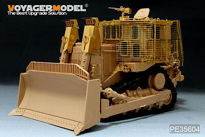 Voyager PE35604 1/35 IDF D9R Armored BullDozer w/slat armour(FOR MENG SS-002
